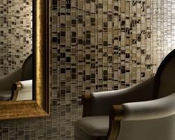 Mozaic pentru amenajari de interior Mozaicul TREND oferit de STUDIO CERAMICA se remarca prin combinatii de dimensiuni si culori propunand noi tendinte.