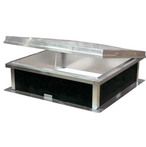 Cupolete pentru acoperisuri cu membrana (PVC/bitum) HEXADOME - Poza 1