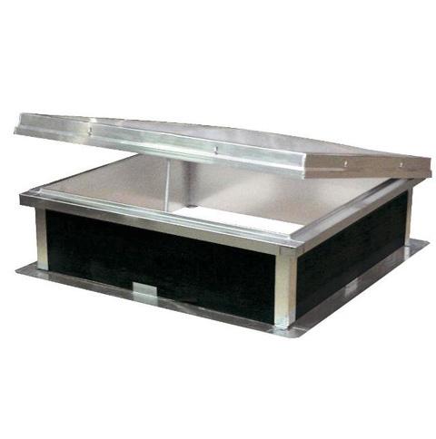 Cupolete pentru acoperisuri cu membrana (PVC/bitum) HEXADOME - Poza 4