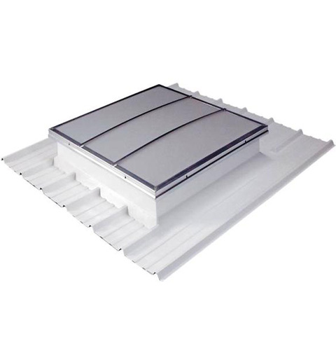 Cupolete pentru acoperisuri cu panouri sandwich HEXADOME - Poza 2