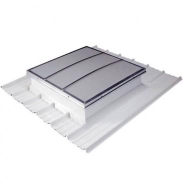 Prezentare produs Cupolete pentru acoperisuri cu panouri sandwich HEXADOME - Poza 2