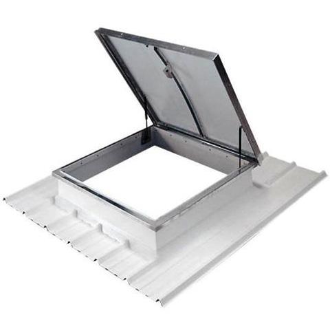 Cupolete pentru acoperisuri cu panouri sandwich HEXADOME - Poza 3
