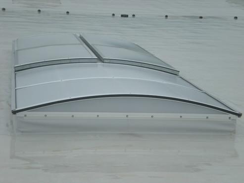 Lucrari, proiecte Luminatoare industriale - Depozit logistic - Deva HEXADOME - Poza 2