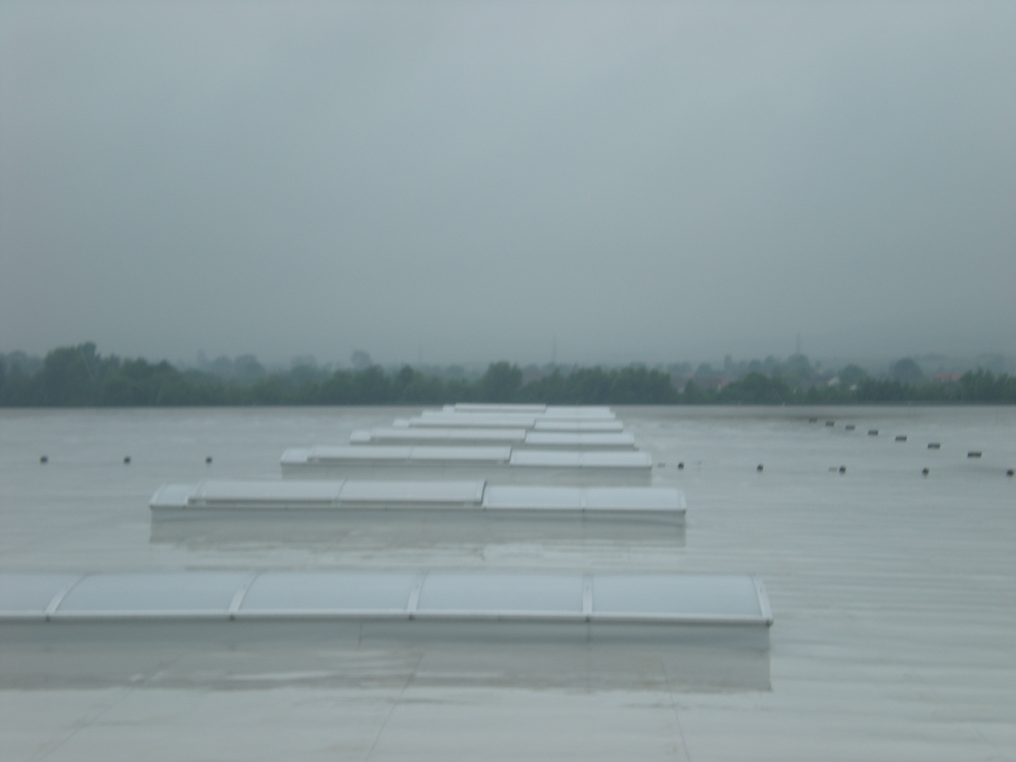 Luminatoare industriale - Depozit logistic - Deva HEXADOME - Poza 3