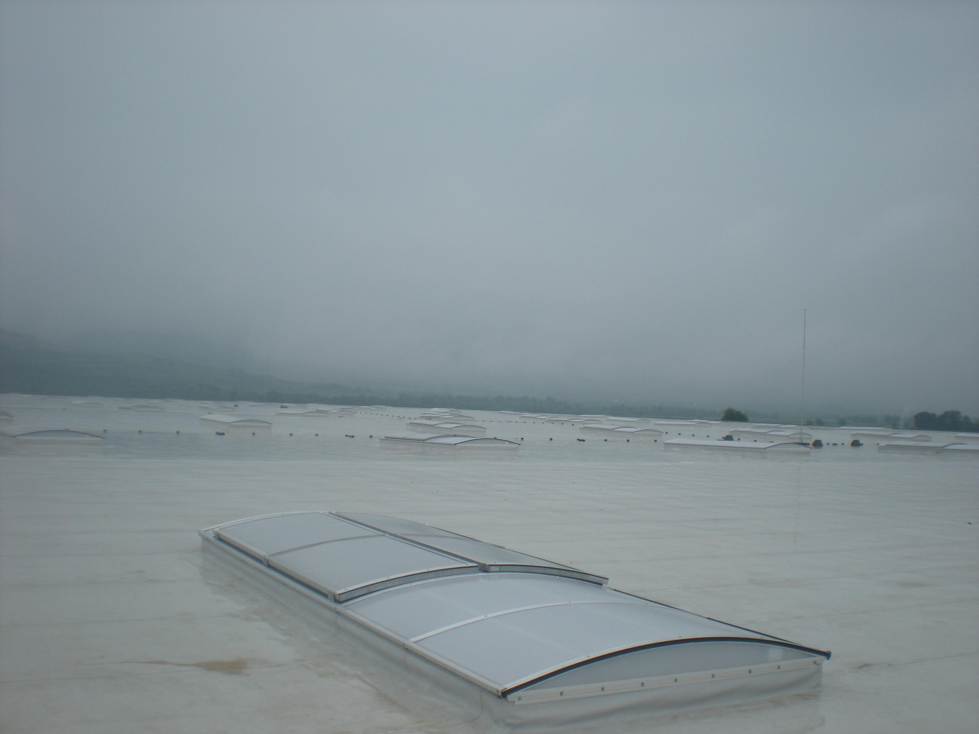 Luminatoare industriale - Depozit logistic - Deva HEXADOME - Poza 4