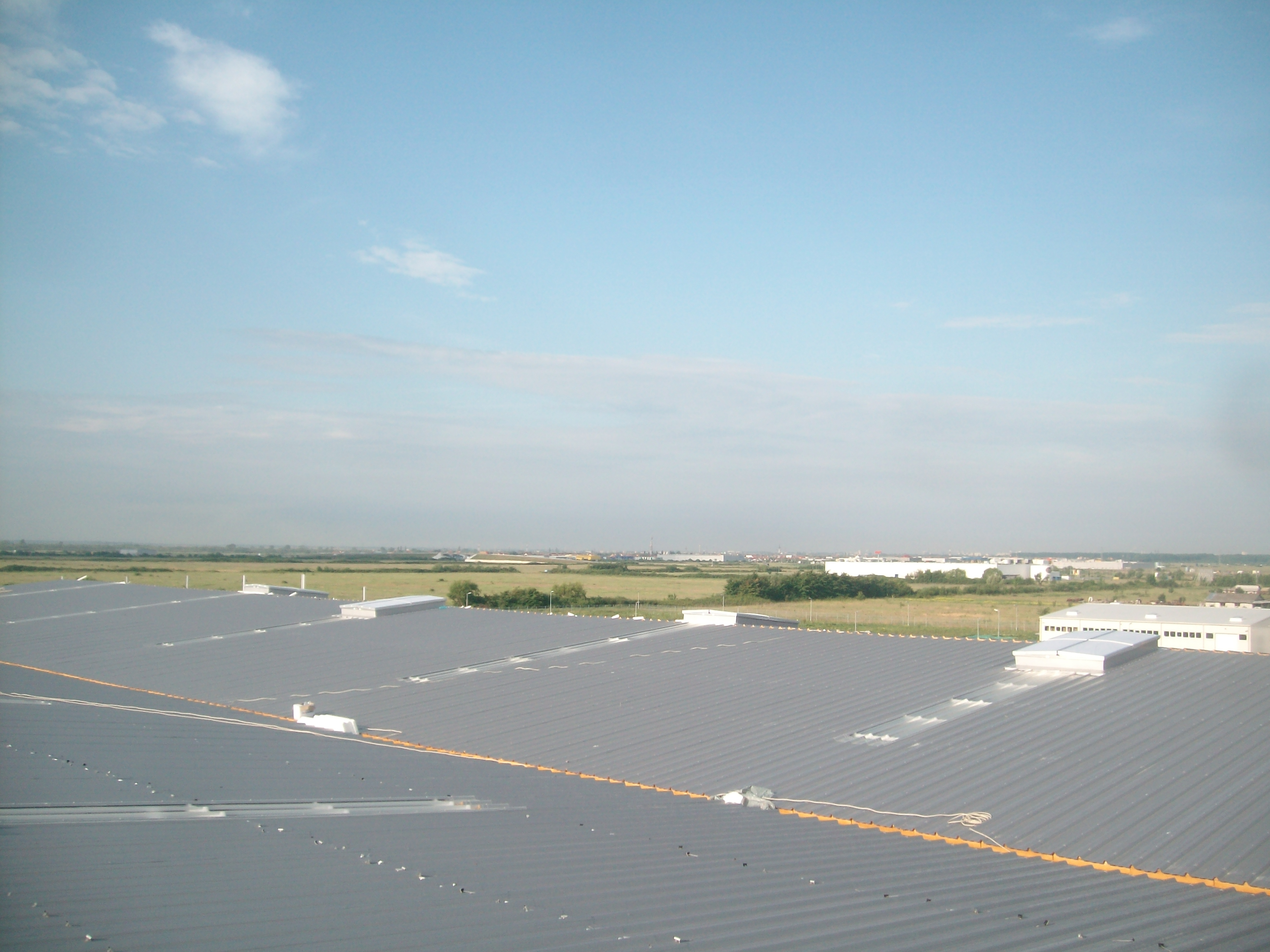 Luminatoare industriale - Depozit Eurorent - Timis HEXADOME - Poza 3