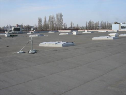 Luminatoare industriale - Spatiu comercial OBI - Policolor HEXADOME - Poza 2