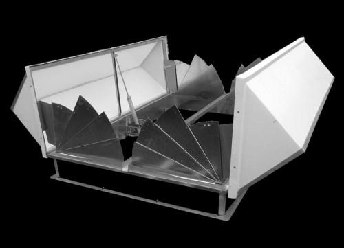 Prezentare produs Trapa de fum Shed CLIMATDOME - Poza 6