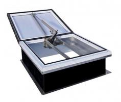 Trape de fum CLIMATDOME ofera o gama variata de trape de fum, acestea respecta izolarea termica a cladirilor. Trapele repartizeaza uniform lumina, reduc factorul solar si zgomotul de impact al ploii.