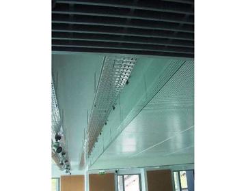 Ecrane fixe din sticla pentru cantonarea fumului SOUCHIER - Poza 3