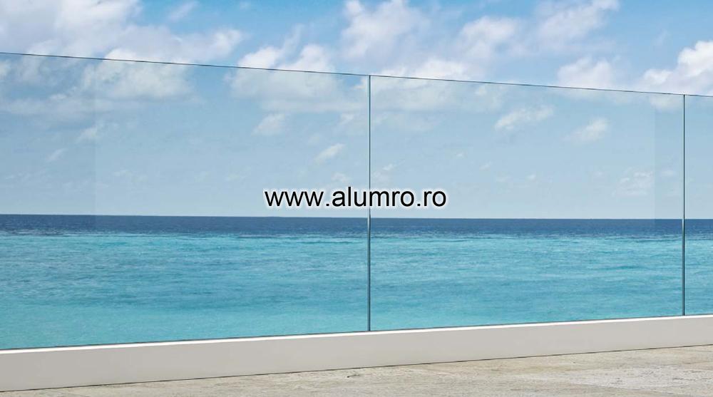 Balustrade moderne din sticla ALUMINCO - Poza 6