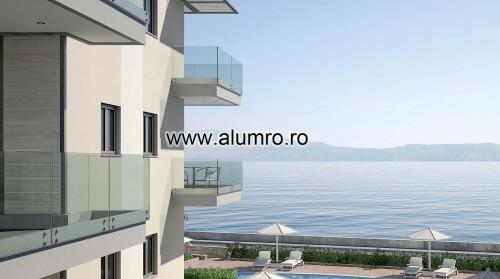 Balustrade moderne din sticla ALUMINCO - Poza 10