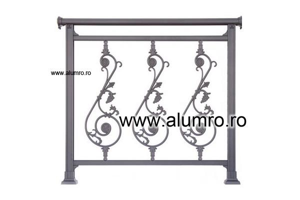 Balustrade clasice ALUMINCO - Poza 10