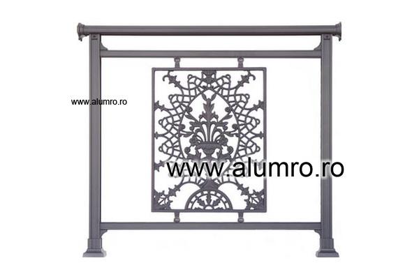 Balustrade clasice ALUMINCO - Poza 11