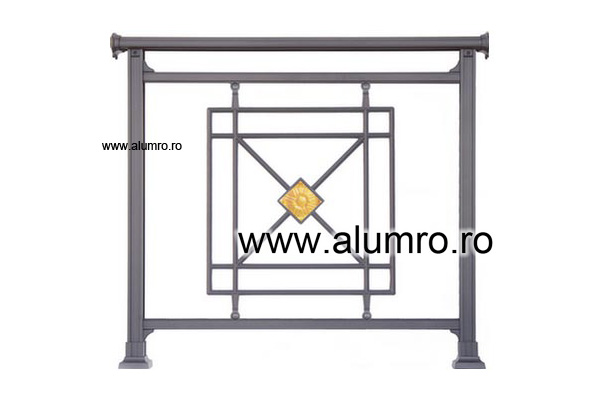 Balustrade clasice ALUMINCO - Poza 12
