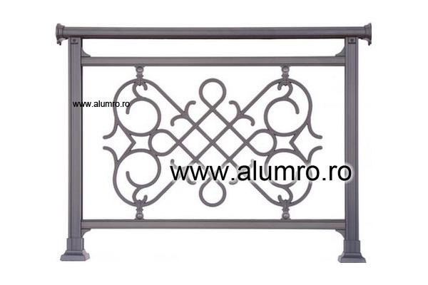 Balustrade clasice ALUMINCO - Poza 13