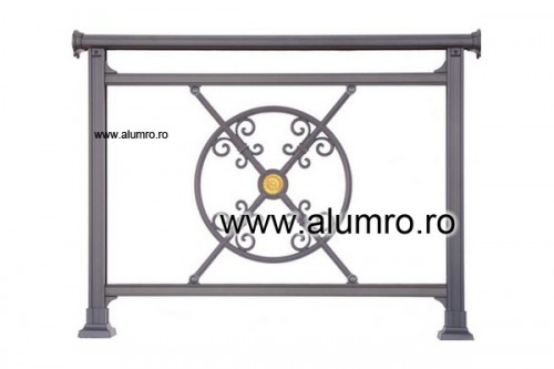 Balustrade clasice ALUMINCO - Poza 14