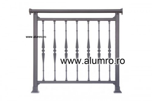 Balustrade clasice ALUMINCO - Poza 16