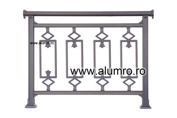 Balustrade clasice ALUMINCO - Poza 33