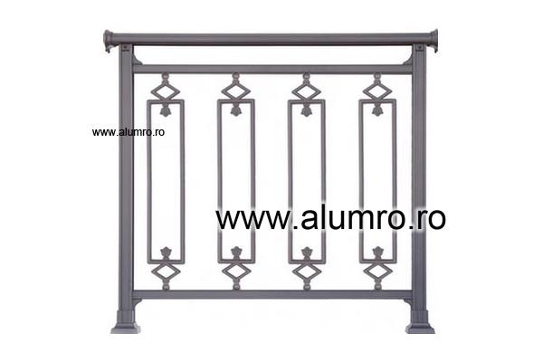 Balustrade clasice ALUMINCO - Poza 34