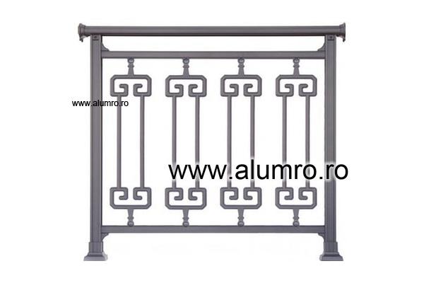 Balustrade clasice ALUMINCO - Poza 50