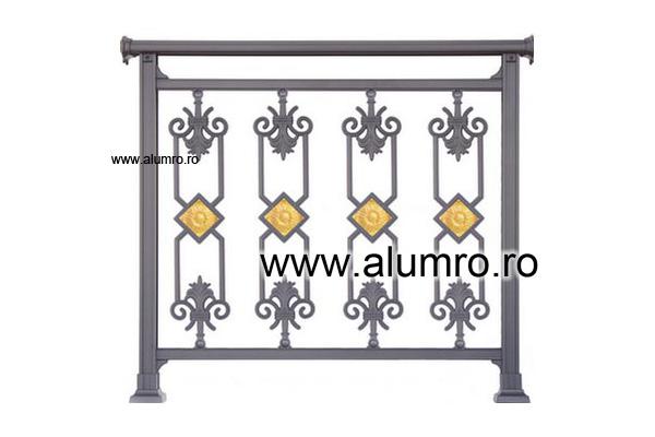 Balustrade clasice ALUMINCO - Poza 51