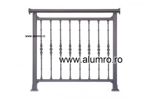 Balustrade clasice ALUMINCO - Poza 52