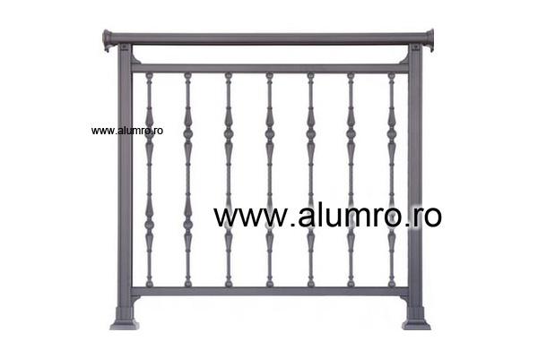 Balustrade clasice ALUMINCO - Poza 53