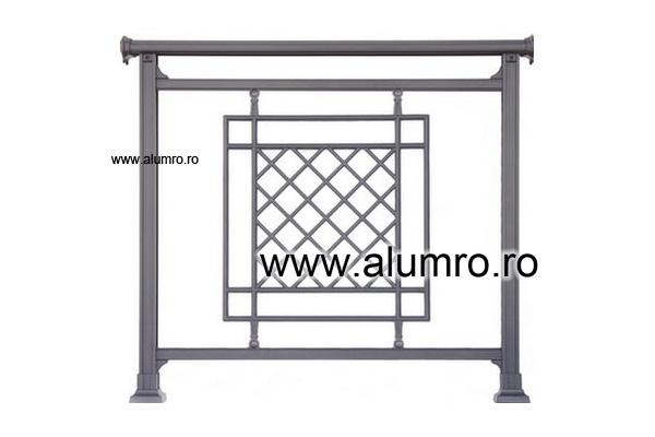 Balustrade clasice ALUMINCO - Poza 54