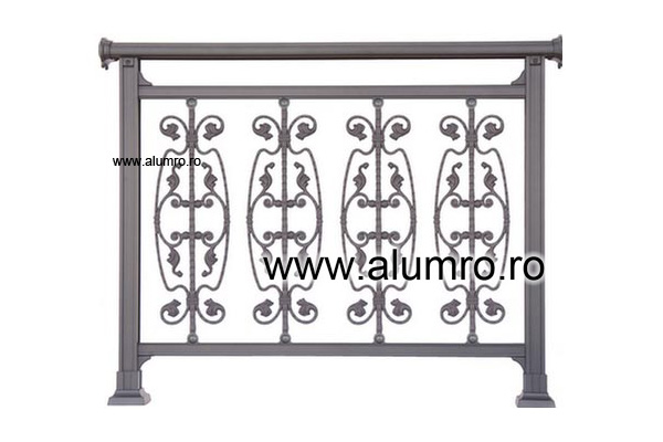 Balustrade clasice ALUMINCO - Poza 55