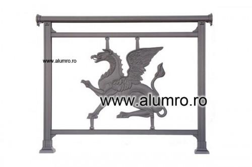 Balustrade clasice ALUMINCO - Poza 56