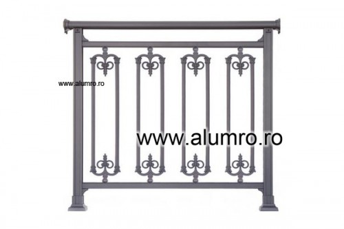 Balustrade clasice ALUMINCO - Poza 61