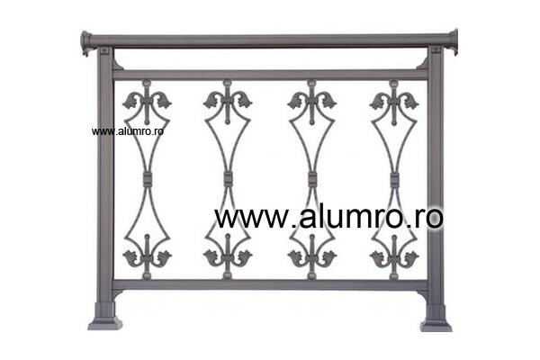 Balustrade clasice ALUMINCO - Poza 62