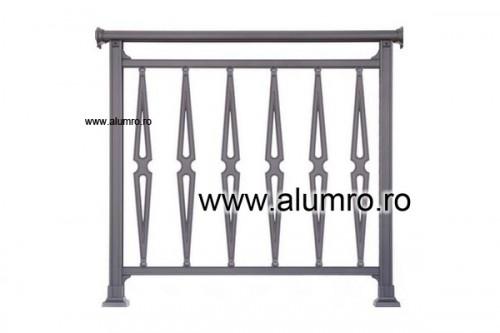 Balustrade clasice ALUMINCO - Poza 63