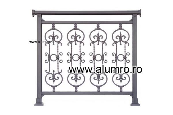 Balustrade clasice ALUMINCO - Poza 64