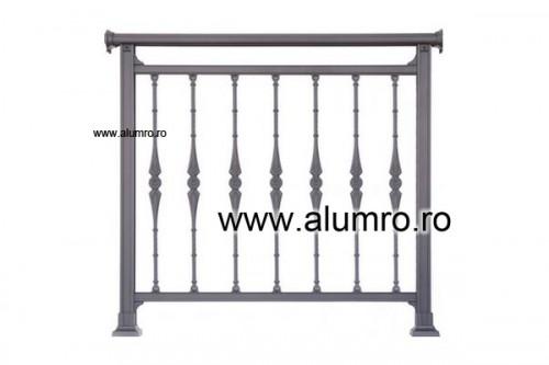 Balustrade clasice ALUMINCO - Poza 65