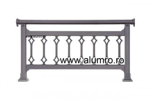 Balustrade clasice ALUMINCO - Poza 5