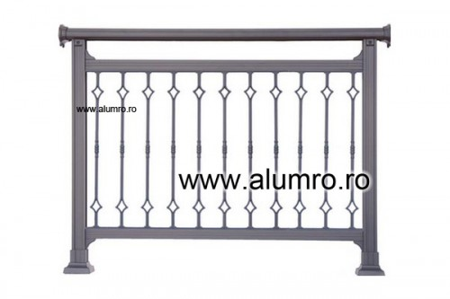 Balustrade clasice ALUMINCO - Poza 6