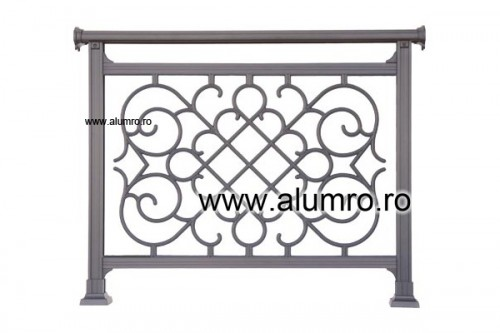 Balustrade clasice ALUMINCO - Poza 9