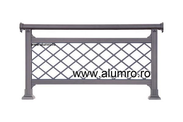 Balustrade clasice ALUMINCO - Poza 15