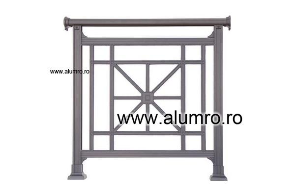 Balustrade clasice ALUMINCO - Poza 17