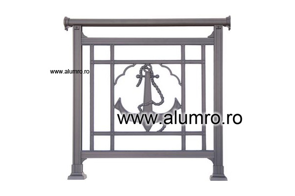 Balustrade clasice ALUMINCO - Poza 18