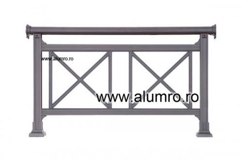 Balustrade clasice ALUMINCO - Poza 20