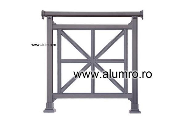 Balustrade clasice ALUMINCO - Poza 21