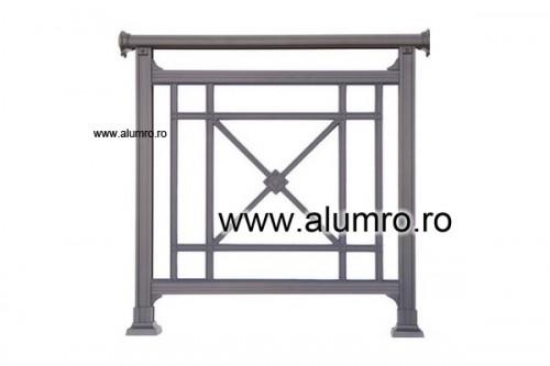 Balustrade clasice ALUMINCO - Poza 23