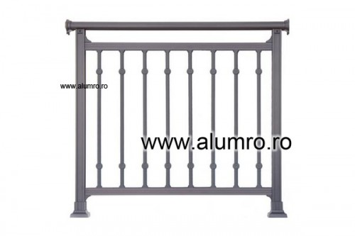 Balustrade clasice ALUMINCO - Poza 25