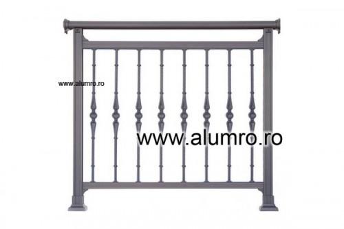 Balustrade clasice ALUMINCO - Poza 26