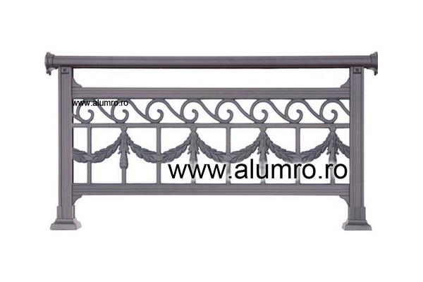 Balustrade clasice ALUMINCO - Poza 36