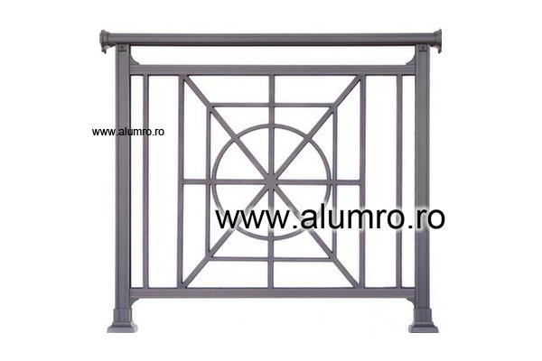 Balustrade clasice ALUMINCO - Poza 39