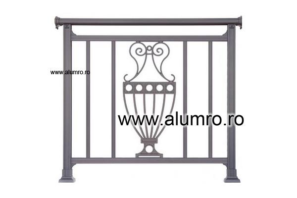Balustrade clasice ALUMINCO - Poza 40
